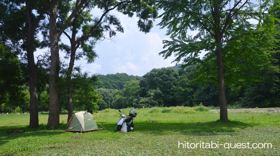 関東 場 無料 キャンプ